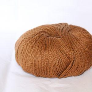Fil Marron Moyen – naturel non teint – 2 brins